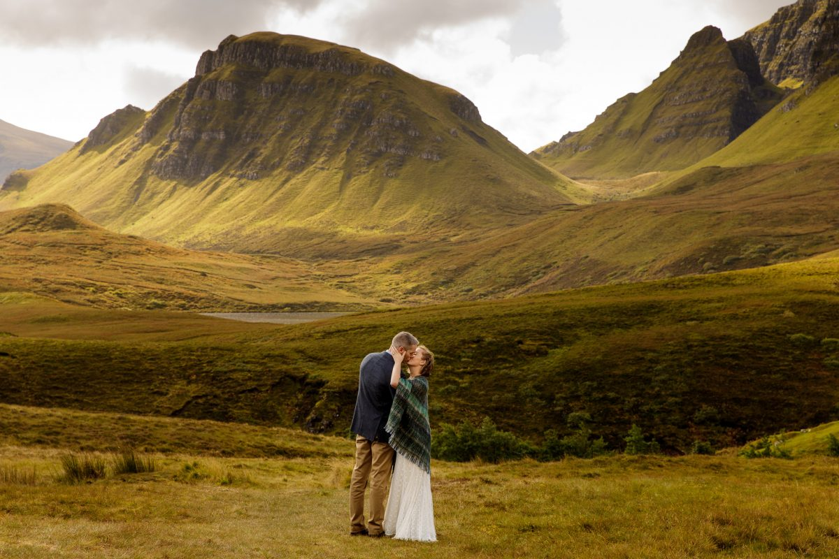 Quiraing Wedding