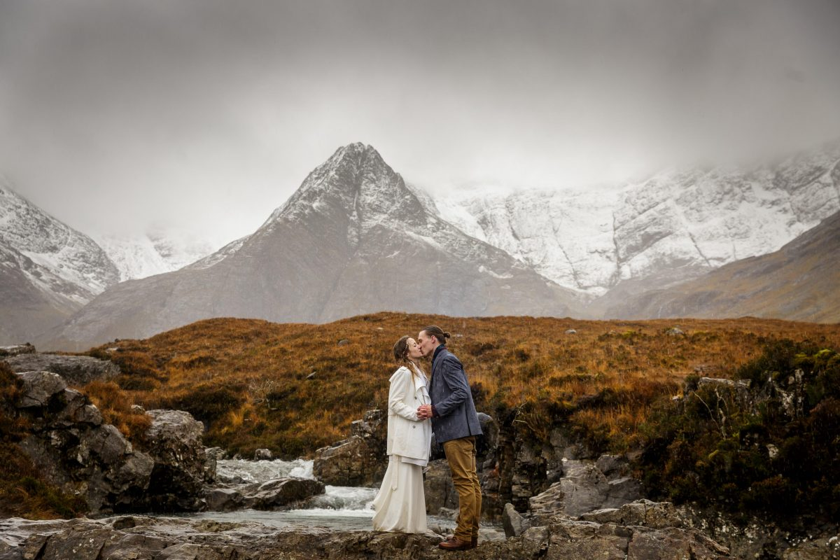 Skye Elopement Photography